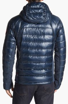 detailed pictures a49f5 a202c Canada Goose  Hybridge™ Lite Hoody  Slim Fit Packable Jacket   Nordstrom
