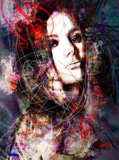"Saatchi Online Artist yossi kotler; New Media, ""drama natural"" #art"
