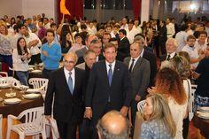 Tomada de Posse dos novos Órgãos Distritais do PSD de Castelo Branco, com a presença de Pedro Passos Coelho - 12 de setembro de 2014