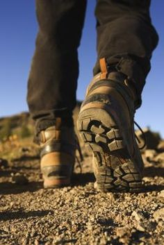 #hiking hard or soft soals on hiking shoes
