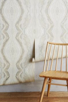 Striation Wallpaper | Anthropologie Unique Wallpaper, Heart Wallpaper, Striped Wallpaper, Geometric Wallpaper, Of Wallpaper, Designer Wallpaper, Anthropologie Wallpaper, Wallpaper Manufacturers, Ticking Stripe