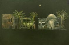 Baghdadi Houses (1985) - Suad al-Attar