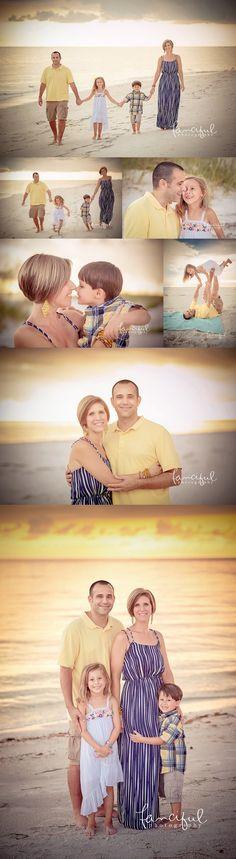 Lido Beach Family Portraits | http://fancifulphotography.com