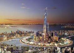 Kuwait planning sky-high tower. Kilometre-tall super-highrise would dwarf ...