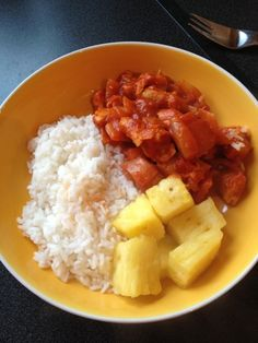 Slimming World Fanta Chicken Sweet and Sour