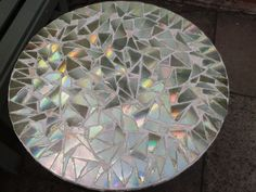 Mosaic CD Table                                                                                                                                                                                 More