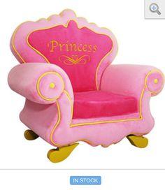 Superbe Princess Chair For Photos