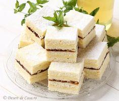 Prajitura cu miere - Desert De Casa - Maria Popa Sweets