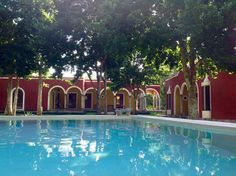 Hotel Hacienda Ticum : 2nd swimming pool