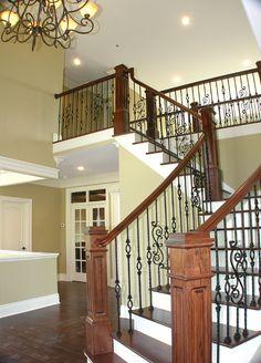 like these railings