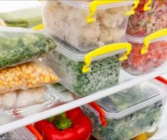 Protect Your Make-Ahead Meals by Preventing Freezer-Burned Food Healthy Meals To Freeze, Healthy Eating, Healthy Foods, Frozen Meals, Frozen Fruit, Frozen Vegetables, Fruits And Veggies, Easy Meal Prep, Easy Meals