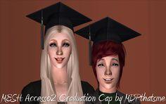 MESHAccesso2_GraduationCap | Hell Has Spoken
