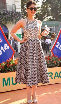 Kareena Kapoor in Ashish N Soni Spring 2014 Indian Celebrities, Bollywood Celebrities, Bollywood Fashion, Bollywood Actress, Stylish Dresses, Casual Dresses, Fashion Dresses, Summer Dresses, Maxi Dresses