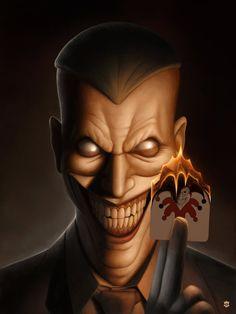 Cartoons And Heroes — extraordinarycomics:   The Joker (Endgame)...