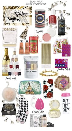 rad stocking stuffers #giftguide