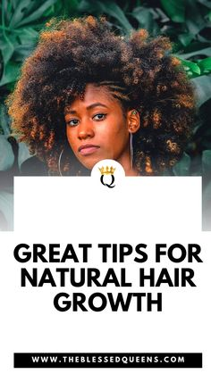 Natural Hair Tutorials, Natural Hair Care Tips, Natural Hair Growth, Natural Hair Styles, Long Natural Curls, Natural Hair Updo, Be Natural, Big Curly Hair, Curly Hair Styles