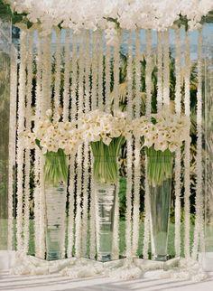 Decoración de flores jeff leatham
