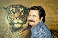 #tiger #nickofferman