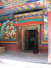 Lamayuru Monastery   Lamayuru monastery.