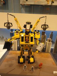 The LEGO Movie Summer 2014 Sets Revealed at Nuremburg Toy Fair 2014