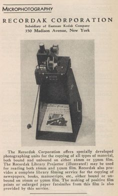 Office Hearty Canon Microfiche Reader Traveling