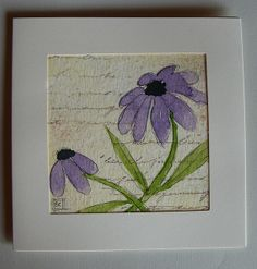 watercolor cards 9-12-2011 005 by wildflowerhouse, via Flickr