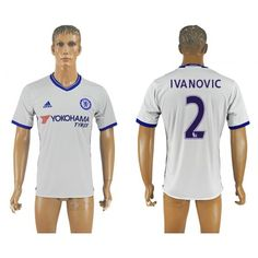 Chelsea 16-17  #Ivanovic 2 TRödjeställ Kortärmad