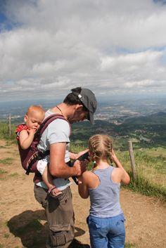 Bezoek de top van de Puy de Dome in de Auvergne met het treintje.