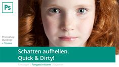 Photoshop: Schatten aufhellen - Quick & Dirty!