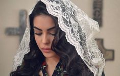 Why Millennial Catholics Are Re-Adopting the Traditional Chapel Veil. A growing group of young Catholic women are choosing to cover their heads in church.