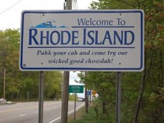 Yup proper English out the door when you come to this state! Rhode Island History, Wicked Good, Family Research, All Things New, Island Girl, Covered Bridges, New Hampshire, Thought Provoking, East Coast