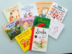 Books we love and that we will be giving away at the #TreehouseBigDayOut event September 13th-14th, 2014. We will be there in support of our friends from #FirstBookCanada http://www.treehousetv.com/big-day-out