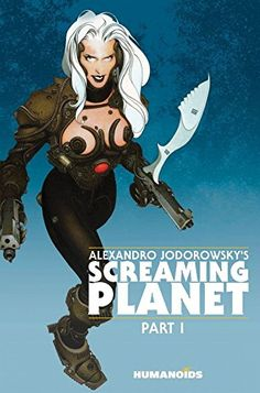 Alexandro Jodorowsky's Screaming Planet #1:   Alexandro Jodorowsky steps up to the challenge of the short graphic novel story format by collaborating with an international panoply of artists./b/pPUBLICATION IN 2 VOLUMES - COMPLETED SERIES/pA collection of Sci-Fi short stories all written by Alexandro Jodorowsky (The Incal, The Metabarons) and illustrated by talent from various countries and different graphic traditions. The thematic thread of these tales: an asteroid spawned from the d...