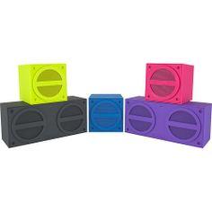 iHome - Bluetooth Speaker Cubes