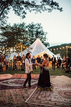 dos sonhos DIY Eclectic Gypsy Waterfall Wedding in Foster Falls USA Vibrant Gypsy Wedding Dance Floor Wedding, Wedding Ceremony, Wedding Venues, Diy Wedding Tent, Wedding Dancing, Diy Wedding Marquee, Wedding Themes, Camping Wedding, Wedding Bride
