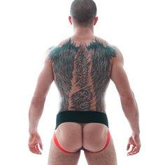 Priape GBGB Jock Strap Sport Jockstrap Black White Red Mens Underwear Supporter | eBay