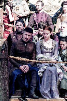 Petyr Baelish and Sansa Stark, Game of Thrones