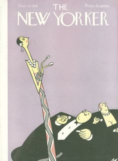 The New Yorker - Saturday, November 13, 1926 - Issue # 91 - Vol. 2 - N° 39 - Cover by : Julian de Miskey