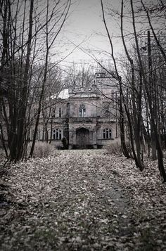 Abandoned mansion by Sylwia Wereda on 500px