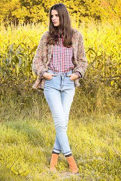 Boho Beautiful - Lookbook #AW16 #Juttu #fashion #women