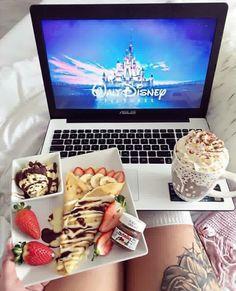 Petit Dej Food Goals Diy Food Disney Instagram Landscape Illustration Art Music Food Porn S Fashion Sweets No Churn Ice Cream