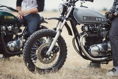 The Yamaha XS650 is one of our favorite platforms for custom builds. That parallel twin is a beauty, reminiscent of the British twins of yore, and the bike makes a killer tracker or scrambler. So [...]