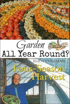 Review of Eliot Coleman's Four Season Harvest