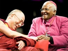 """""""My Father used to say, 'Don't raise your voice, improve your argument.'"""" - Archbishop Desmond Tutu"""