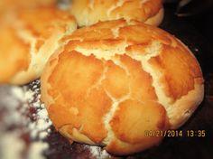 Dutch Crunch Bread Recipe