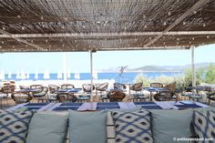 Last week I've been to Experimental Beach in Ibiza and it is indeed a lovely place to go! It's the only beachclub at that location so you have to get...