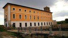 Casa de Compuertas, El Bocal, Fontellas. Uno de los lugares más bellos y emblemáticos de la Ribera de #Navarra