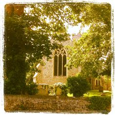Bognor Regis, England. A church in  a quiet part of town x