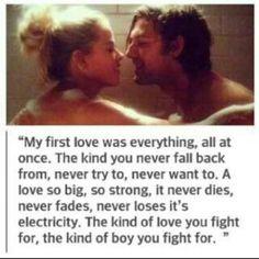 First love ♥