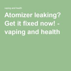 Get it fixed now! - vaping and health Vaping, Need To Know, How To Get, Website, Learning, Health, Electronic Cigarette, Health Care, Studying